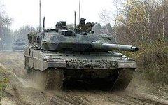 Танк Leopard-2. Фото с сайта wikipedia.org
