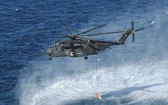 Вертолет MH-53-E Sea Dragon. Фото с сайта wikipedia.org