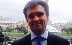 Павел Климкин. Фото пользователя Twitter @PavloKlimkin
