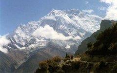 Гора Аннапурна. Непал. Фото с сайта megabook.ru