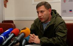 Александр Захарченко © РИА Новости, Игорь Маслов