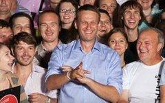 Алексей Навальный. Фото с личной страницы в Facebook