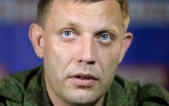 Александр Захарченко © РИА Новости, Михаил Воскресенский