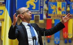 Арсений Яценюк © РИА Новости, Павел Паламарчук