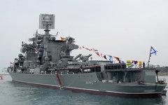 Большой противолодочный корабль «Керчь» © РИА Новости, Алексей Дружинин
