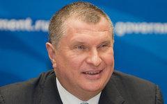 Игорь Сечин. Фото Dyor с сайта wikimedia.org