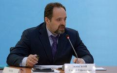 Сергей Донской © РИА Новости, Александр Астафьев