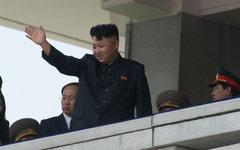 Лидер КНДР Ким Чен Ын © РИА Новости, Илья Питалев