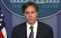 Энтони Блинкен. Фото с сайта whitehouse.gov