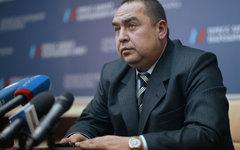 Игорь Плотницкий © РИА Новости, Валерий Мельников
