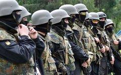 Батальон «Айдар». Фото с сайта voicesevas.ru