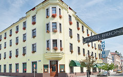Отель Brioni. Фото с сайта hotelbrioni.cz