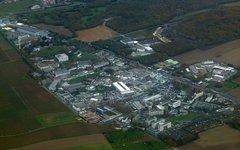 Главная площадка ЦЕРН. Фото с сайта wikimedia.org