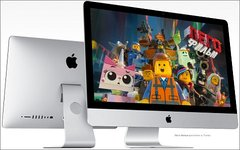 Компьютер iMac. Фото с сайта apple.com