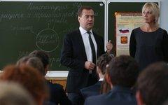 Дмитрий Медведев. Фото с личной страницы Facebook