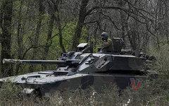 CV90 сухопутных войск Нидерландов. Фото с сайта topwar.ru