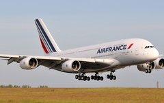 Самолет А380. Фото с сайта wikimedia.org