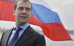 Дмитрий Медведев. Фото пользователя Twitter @MedvedevRussia