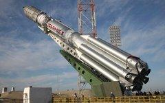 «Протон-М». Фото с сайта wikimedia.org
