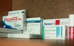 Лекарства © KM.RU, Александра Воздвиженская
