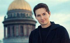 Павел Дуров. Фото со страницы «ВКонтакте»