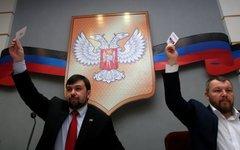 Денис Пушилин и Андрей Пургин © РИА Новости, Игорь Маслов