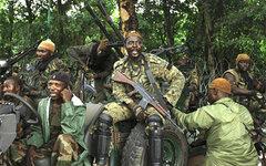 Повстанцы в Кот-д'Ивуаре. Фото с сайта ttolk.ru