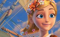 Фрагмент постера к мультфильму «Снежная королева 2: Перезаморозка»