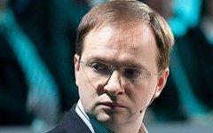 Владимир Мединский. Фото с сайта wikipedia.org