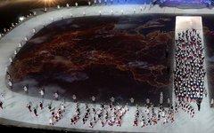 Парад наций на церемонии открытия Олимпиады в Сочи © РИА Новости, Максим Богодв