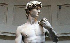Статуя Давида работы Микеланджело. Фото Jorge Valenzuela A с сайта wikipedia.org