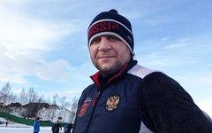 Александр Емельяненко. Фото с его официальной страницы во «ВКонтакте»
