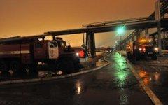 Место происшествия. Фото с сайта 62.mchs.gov.ru