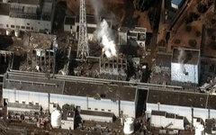 АЭС Фукусима-1 после аварии. Фото пользователя Flickr Digital Globe