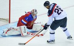 Вратарь Семен Варламов © РИА Новости, Григорий Соколов