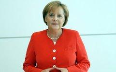 Ангела Меркель. Фото с сайта cducsu.de