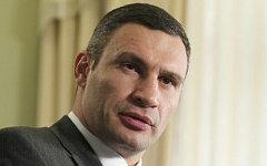 Виталий Кличко. Фото с сайта klichko.org