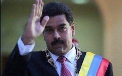 Николас Мадуро. Фото с официальной страницы в Twitter