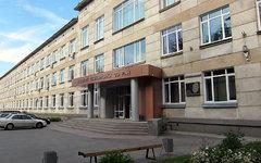 Институт теплофизики СО РАН. Фото Obakeneko с сайта wikimedia.org