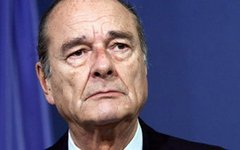 Жак Ширак. Фото с сайта peoples.ru