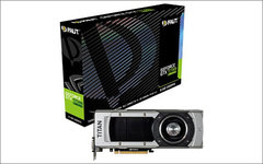 Palit GeForce GTX TITAN Black. Фото с сайта palit.biz