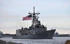 Фрегат USS Taylor (FFG-50). Фото с сайта wikipedia.org