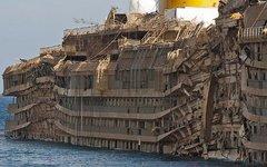 Costa Concordia. Фото с сайта wikipedia.org
