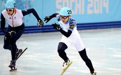 Виктор Ан (справа) © РИА Новости, Максим Богодвид