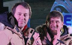Руслан Байсаров и Рамзан Кадыров © РИА Новости, Саид Царнаев