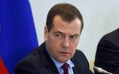 Дмитрий Медведев. Фото с сайта government.ru