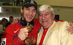 Александр и Михаил Овечкины. Фото с сайта dynamo-history.ru