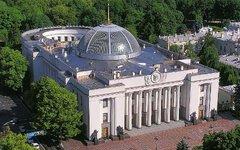 Здание парламента Украины. Фото с сайта flickr.com