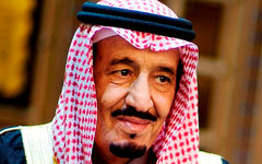 Салман ибн Абдул-Азиз Аль Сауд. Фото пользователя Flickr Chuck Hagel