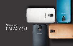 Samsung Galaxy S5. Изображение с сайта samsung.com
